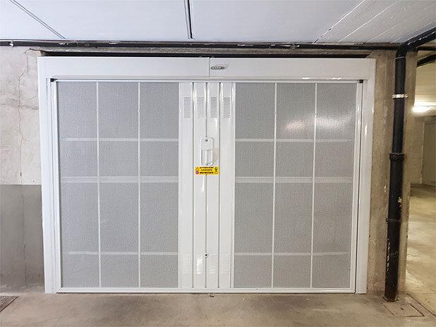 Aerazione garage speciale