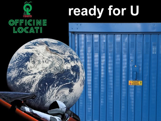 space garage door