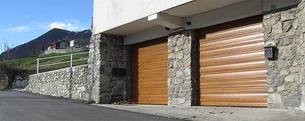 Portoni garage lecco dalla fabbrica portoni garage lecco - Porte garage basculanti prezzi ...