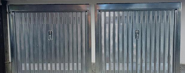 Porte garage basculanti a Cormano